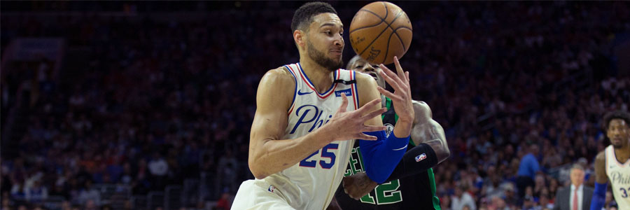 76ers are NBA Betting Favorites for Game 5 vs. Celtics