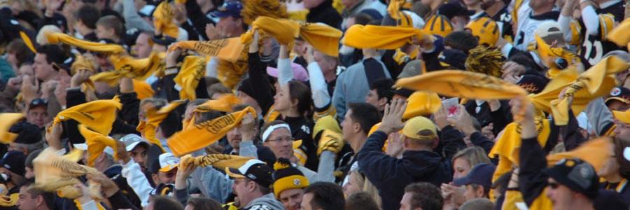 Pittsburgh Steelers 2017 NFL Season Win Total Prediction & Betting Odds
