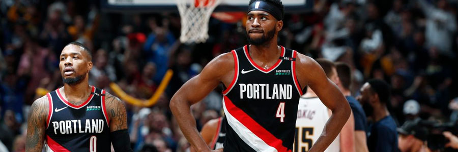 Are the Trail Blazers a safe bet in the NBA lines in Game 6 vs the Nuggets?