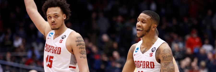 Radford vs. Villanova NCAA Basketball Betting Preview & Game Info