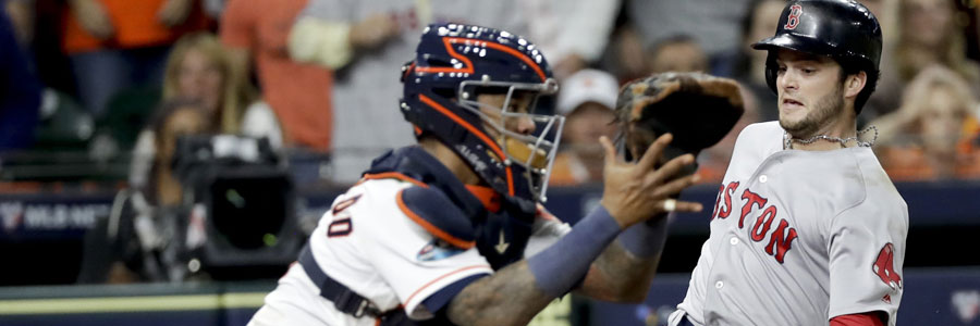 Red Sox vs Astros ALCS Game 5 Odds & Game Info