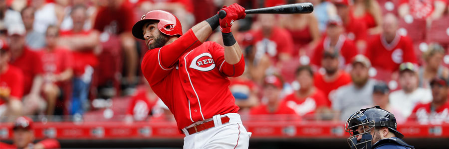 Reds vs Brewers MLB Odds & Pick for Tuesday Night.