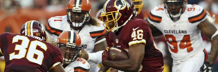 Redskins vs Browns 2019 NFL Preseason Week 1 Odds, Preview & Prediction