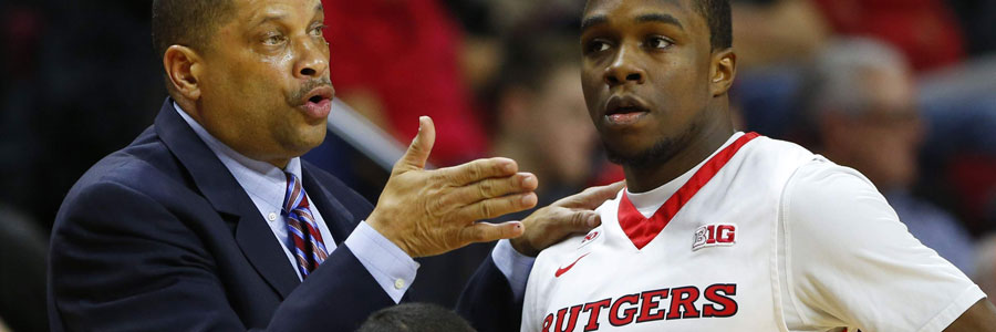 Rutgers should think about bolting the super-competitive Big Ten conference.