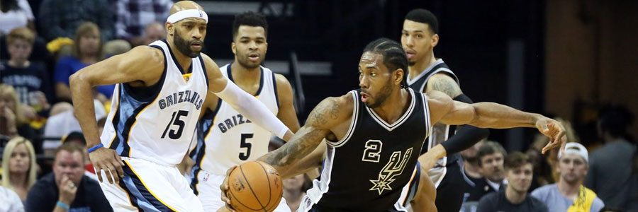 San Antonio at Memphis NBA Playoffs Lines & Game 6 Preview