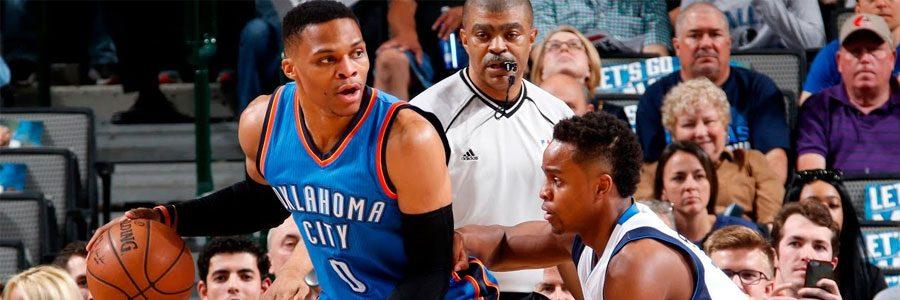 San Antonio at Oklahoma City NBA Spread, Betting Pick & TV Info