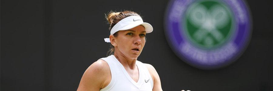 2019 Wimbledon Women's Semifinals Odds, Preview and Picks