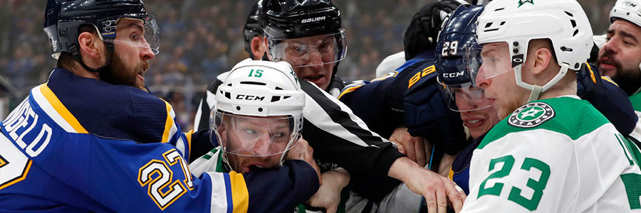 Stars vs Blues Stanley Cup Playoffs Lines, Analysis & Prediction for Game 5