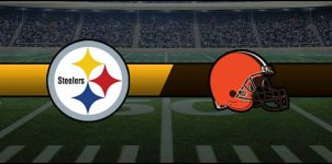 Steelers vs Browns Result NFL