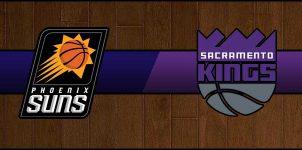 Suns vs Kings Result Basketball Score