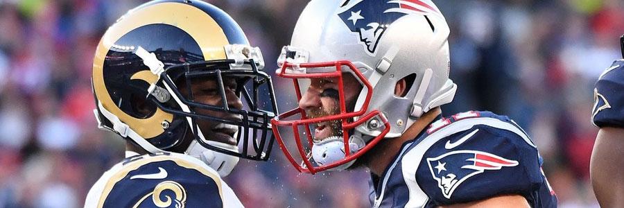 Using Past Performances to Predict Super Bowl LIII Winner