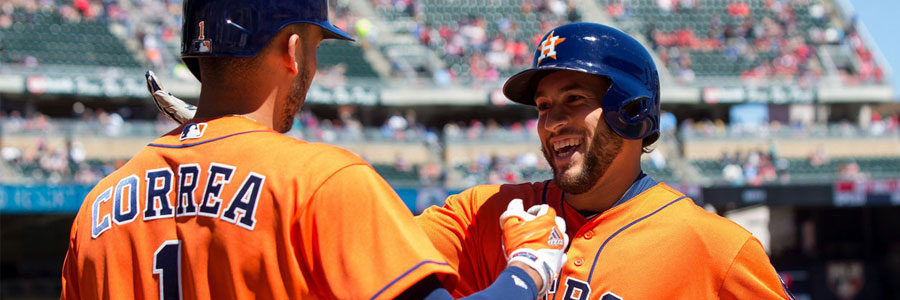 Are the Astros a safe MLB betting pick against the Twins on Sunday?