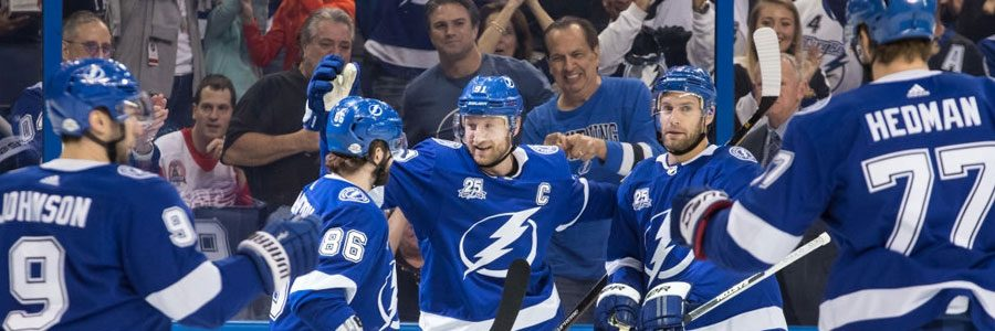 Lightning at Capitals NHL Odds & Game Info - February 20th