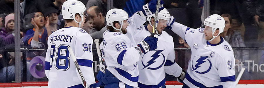 Lightning at Bruins NHL Betting Pick & Preview - March 29th
