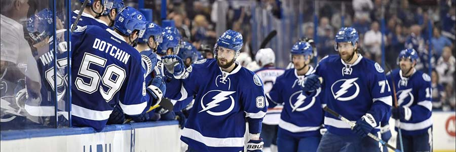Our top pick to win the 2019 Stanley Cup Championship is the Tampa Bay Lightning