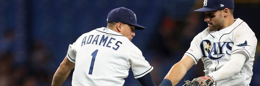 Are the Rays a safe bet in the MLB odds on Tuesday?