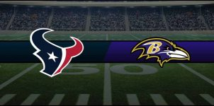 Texans vs Ravens Results