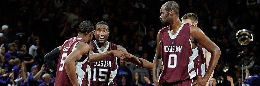 Missouri is Small NCAA Basketball Betting Favorite vs. Texas A&M