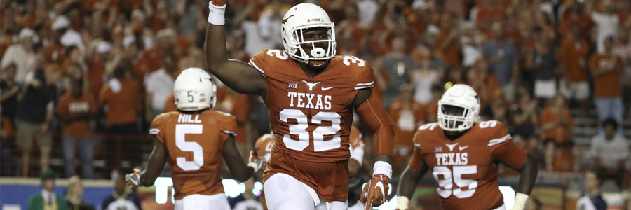 Louisiana Tech vs Texas 2019 College Football Week 1 Odds, Preview & Pick