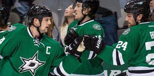 Minnesota vs Dallas NHL Playoff Series Lines Report