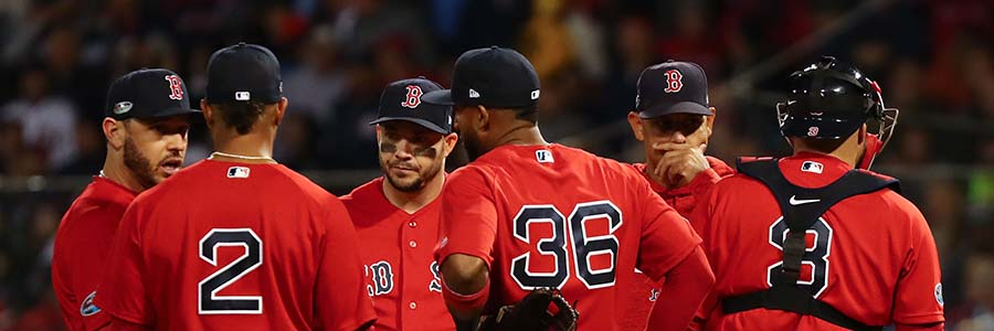 Struggling Champion BoSox Take Care of Business Against Visiting Tigers