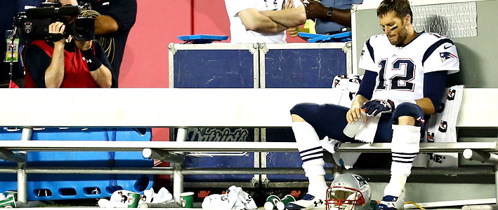 What are the odds Pats backup QB Jimmy Garoppolo pulls a Brady on Tom Brady?