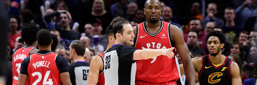 Are the Raptors a secure bet in the NBA odds on Thursdau night?