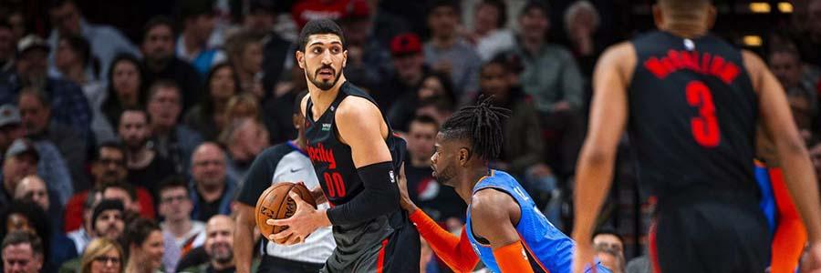 Trail Blazers vs Thunder NBA Playoffs Game 3 Odds, Preview & Prediction