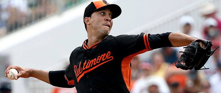 Mobile Betting Pick on Baltimore Orioles at Detroit Tigers
