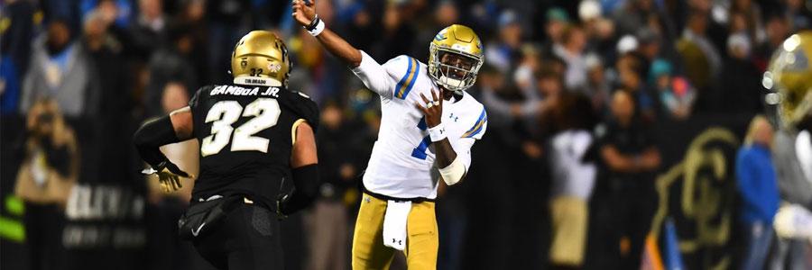 Is UCLA a safe bet for NCAA Football Week 6?