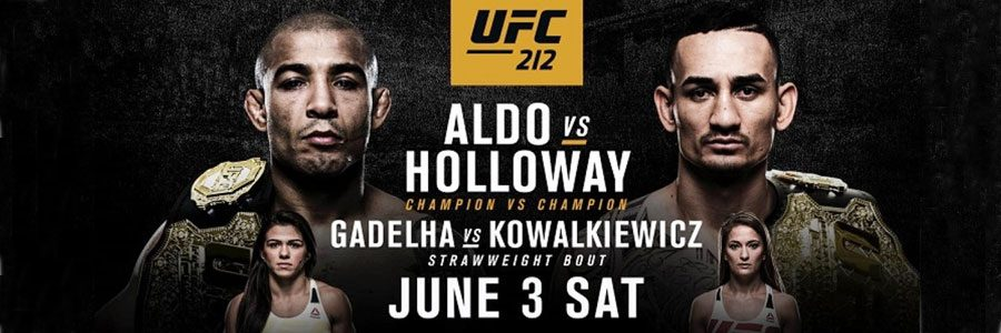 UFC 212 Main Card Betting Prediction