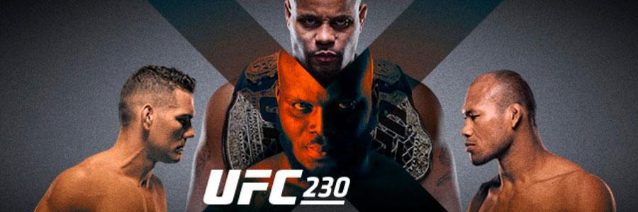 UFC 230 Odds & Expert Picks