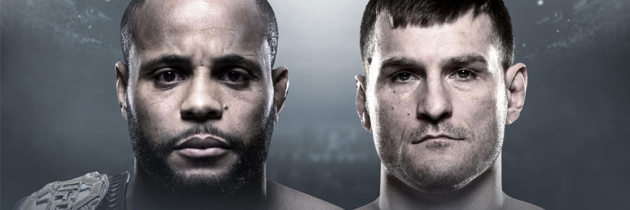 UFC 241 Odds, Cormier vs Miocic 2 Betting Preview and Picks