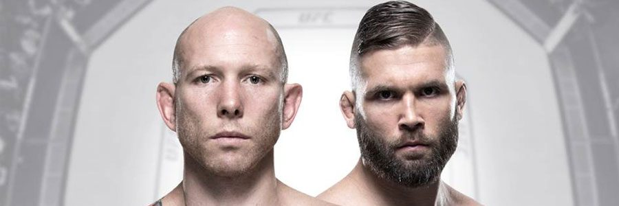 UFC on Fox 28 Betting Preview and Prediction