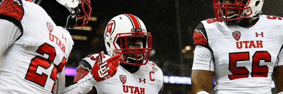 2017 Heart of Dallas Bowl Betting Preview: Utah vs. West Virginia
