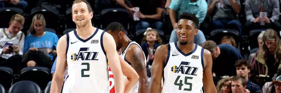 Jazz vs Thunder NBA Odds, Predictions & Pick