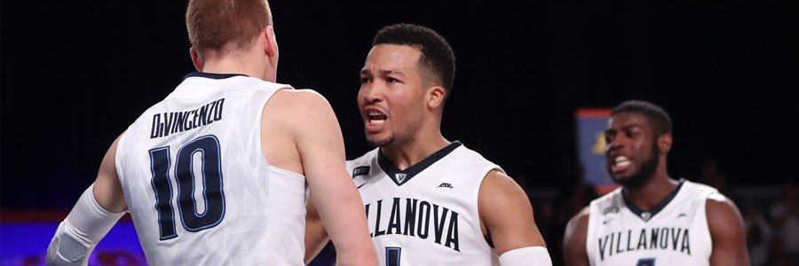 Is Villanova a safe bet this week in College Basketball?