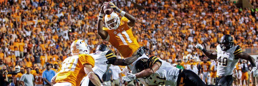 Florida Tops Tennessee as College Football Week 3 Betting Favorite