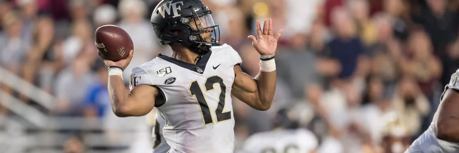 Louisville vs Wake Forest 2019 College Football Week 7 Spread & Betting Prediction