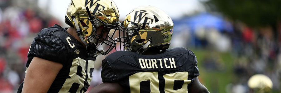 Can Wake Forest Beat Notre Dame in NCAAF Odds for Week 10?