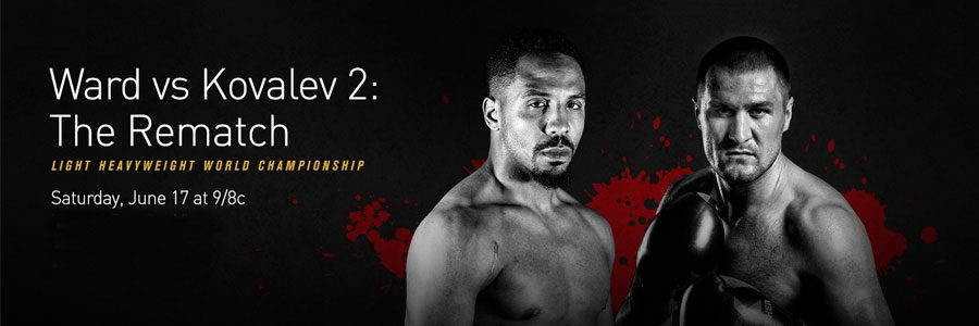 Andre Ward vs. Sergey Kovalev II Fight Betting Preview