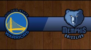 Warriors vs Grizzlies Result Basketball Score