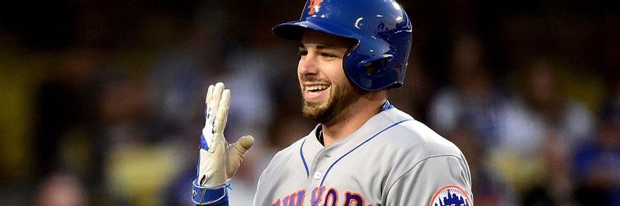 Washington Nationals at New York Mets MLB Odds Report