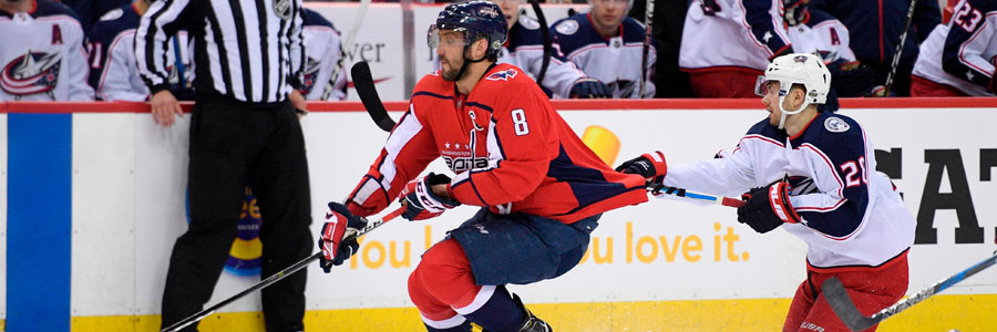 Blue Jackets at Capitals 2018 NHL Playoffs Lines & Game 3 Pick
