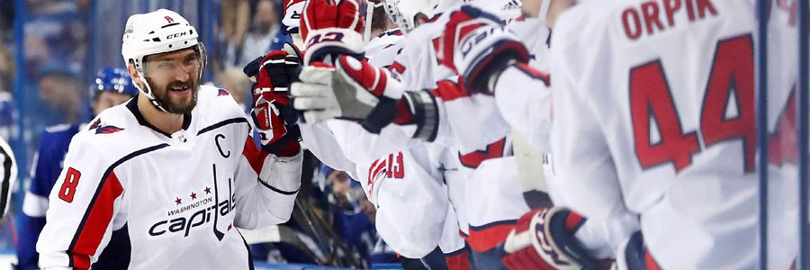 Are the Capitals a safe bet in Game 4 vs. the Lightning?