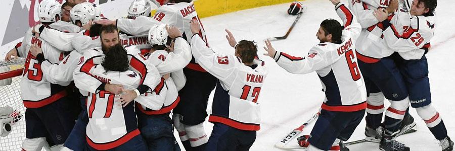 2018 NHL Division Odds