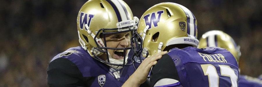 Washington vs Auburn NCAA Football Odds & Pick - September 1st