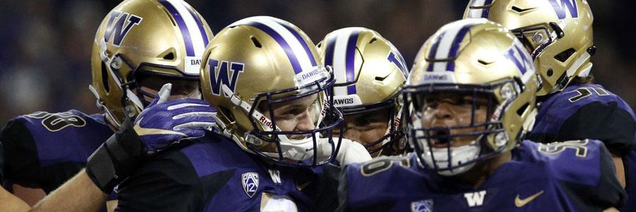 Washington vs UCLA NCAA Football Week 6 Lines & Preview