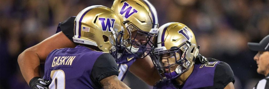 Are the Huskies a safe bet for NCAA Football Week 5?
