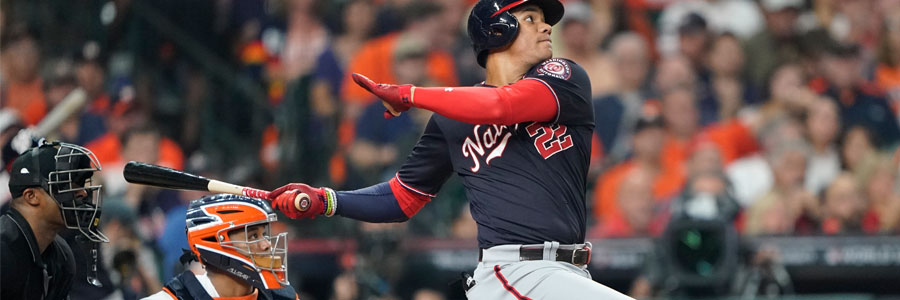 Nationals vs Astros 2019 World Series Game 2 Odds, Preview & Pick